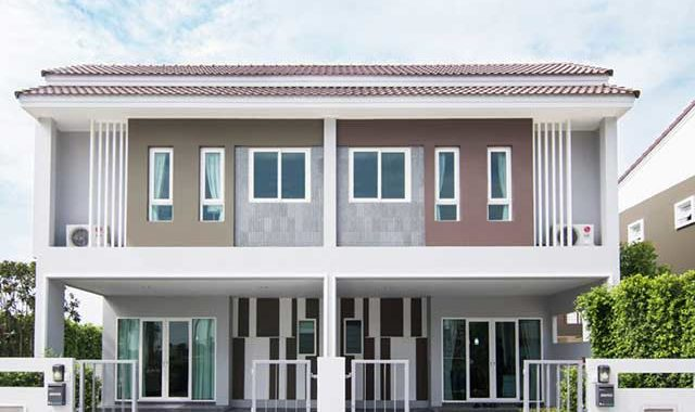 Townhouses-Rangsit
